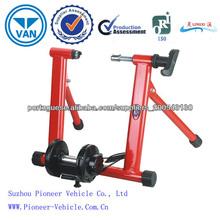 trainer bicicleta dobrável carrinho da bicicleta suporte de bicicleta de exercício