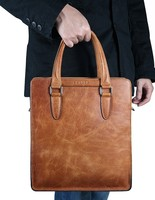 BAUNCE New Product Wholesale Handbag Brand Industrial Tote Bags Full Grains Cowhides Leather Briefcase Bag