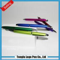 Best-selling stationery touch screen pen,lowest price touch screen stylus pen,metal stylus touch pen