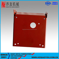 china high precision sheet metal parts, metal fabrication