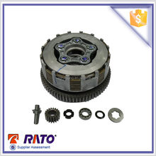 water cooled motorcycle engine clutch kits with starter clutch and clutch cover