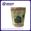 Non-toxic plastic packaging bag for food