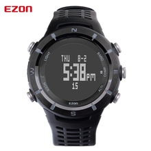 China Watches Manufacturer EZON H001C01 Outdoor Sports Digital Watch with Altimeter Barometer Compass