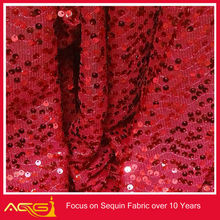 2014Newest Design shinning fancy 100% polyester fashionable sequin elastic fabric painting designs bed sheets bangli videos