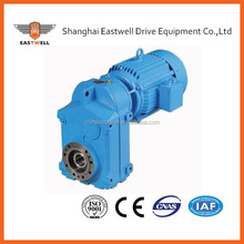 SEW F series EASTWELL parallel shaft helical gearbox