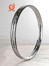 Chrome rims steel for motorcycle