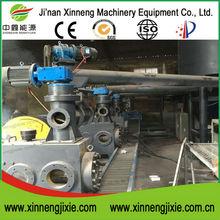 Production line design 3t/h Biomass palm leaves briquette machine