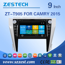 Car Audio player for Toyota Camry Car Audio player 2015 2014 2013 2012 with GPS Navigation,Radio,Audio,Bluetooth,RDS,3G,wifi