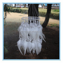 White Wedding Home Hanging Decorative Dream Catcher For Sale Chinese Dream Catcher
