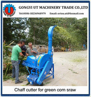 Long neck rice straw chaff cutter/ Farm widely used forage chaff cutter/ Cotton stalk forage grass chaff cutter