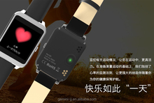 Multifunctional Waterproof Bluetooth Wristband health monitor Smart Watch phone for IOS&android System