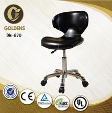 Salon Pedicure Stool With Wheels In Stock