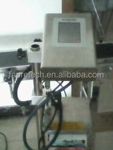 FAPRE S400plus IP65 hign definition industrial continuous Inkjet printer for rubber pipe and wood