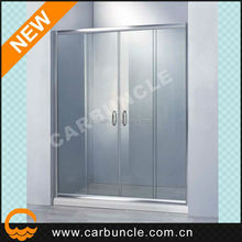 shower screen with sliding shower door parts JA646