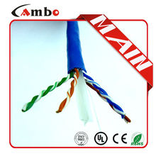 China supplier Lan cable cat5e cooper wire