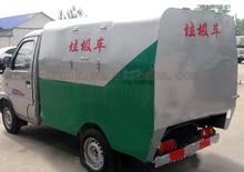 dongfeng nuovo di zecca con cassone ribaltabile mini pompa idraulica per autocarro con cassone ribaltabile camion di immondizia ermetici immondizia camion compattatore dei rifiuti