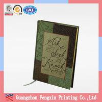 Fashionable High Quality Printed Beautiful Diary Books Design