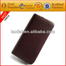 Money clip wholesale leather men clutch bag