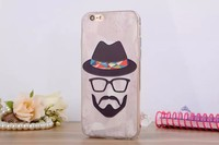 China Alibaba 3D Design Ultra thin TPU Cases for iPhone