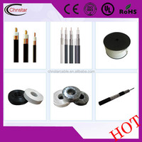 coaxial cable rg9 S electric wire and cable telephone cable connector