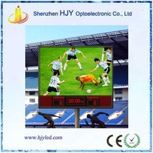 low cost P16 outdoor stadium advertising led display screen