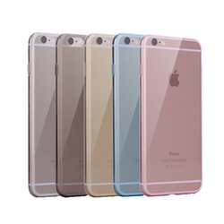 for iphone 6s transparent TPU case