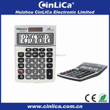 12 digital mini desktop calculator