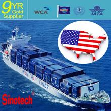Sea shipping logistics from china to Germany LCL/FCL