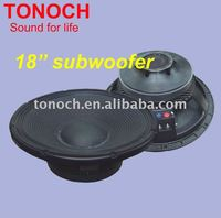 passive and power professional Sound System 12 Inch 1400W 98.5dB Neodymium Magnet Woofer
