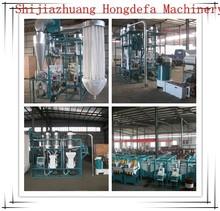 small scale 10 TPD wheat flour milling, wheat flour mill, flour milling