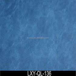 PU leather shoe material /shoe leather/shoe lining