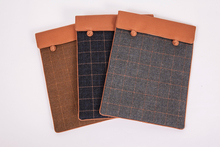 2015 latest design Customized Popular fabric Pad air Bag, Pad pc book sleeve 11 12 13 inch laptop bag sleeve