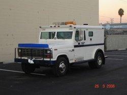 Armored Trucks, Used