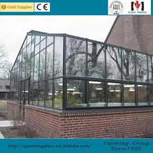 Decorative Glass Aluminum Glass Sunroom /Winter Garden from China GM-ZS013