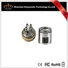 2014 Easysmoks super vapor rda atomizer geyser rdaelectronic cigarette free sample free shipping