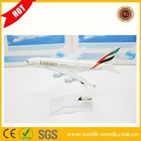 Online shopping Emirates A340 aircraft model, collectible airplane models for Hot sale