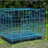 Metal Folding Dog Kennel/Large Dog Cages