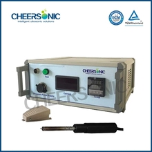 High quality ultrasonic silicon and other semiconductors soldering machine