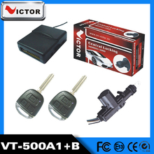 Victor or OEM Universal 4 Doors gps tracking with central locking system