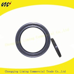 High Quality Automotive Driveline Lubricating NBR/HNBR/ACM/VAQ/FKM/EPDM/SBR/PTEF/CR Rubber Covered O.D Single Lip SC Oil Seal
