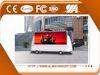 Mobile LED advertising vehicle, P10 led display screen truck, Mounted LED panel car