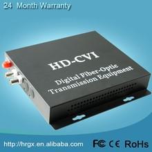Prompt delivery 2 channel HDCVI to Optic Media Converter, hd-cvi ptz in cctv camera