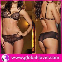 Fashion new style mature women xxl sexy black lingerie pics