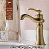 Alibaba.com.china single handle bronze basin faucet