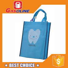 Handmade factory supplied plain recycle promotional bag