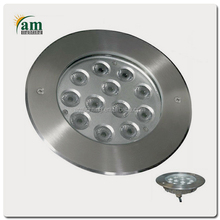 2015 energy conservation 36w rgb led underwater light delivery fast/led swimming pool light