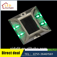 New Arrival led solar Reflective Road Studs