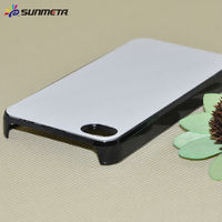 3D sublimation cell phone case with aluminum sheet china manufacturer wholesale