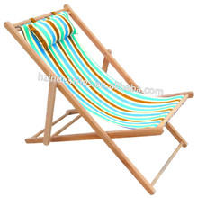 Portable cheap folding beach lounge chair factory for sale