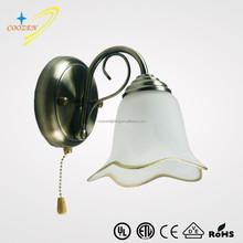 CZ80043-1 simple design promotion cheap price glass decro lighting
